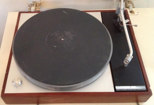 Thorens TD-150 turntable record player EMT germany