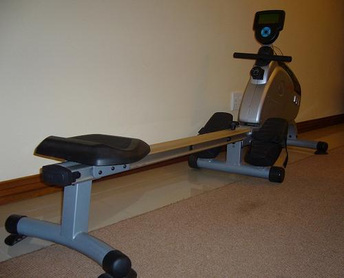Elliptical Trainers - Pro Form Rowing machine was sold for R1 ...