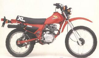 manuals magazines honda xl185s xl185 xl 185s 185 repair manual rh bidorbuy co za Honda 185 Dirt Bike Honda XL 250