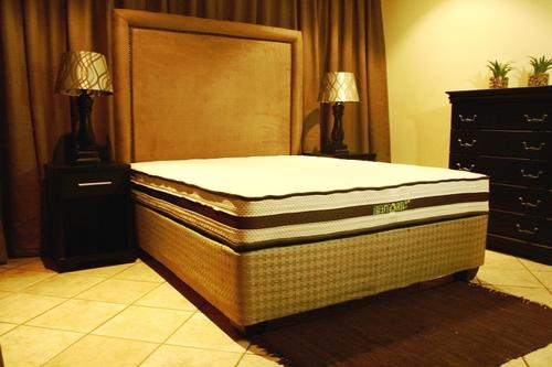 Beds Restonic Mattress And Base Queen Beds For Sales Brand New Was Sold For R1 On 10