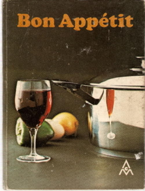 Cooking, Food & Wine - BON APPETIT(HARD COVER) was listed ...