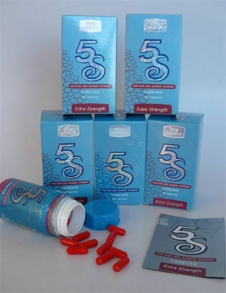 4s Now 5s Slimming Capsules