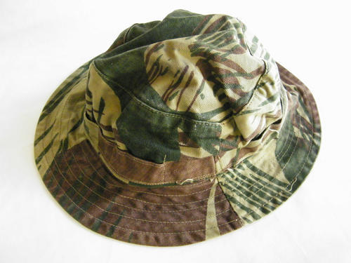 Headgear Rhodesian Camo Bush Hat As Per Photo Was Sold