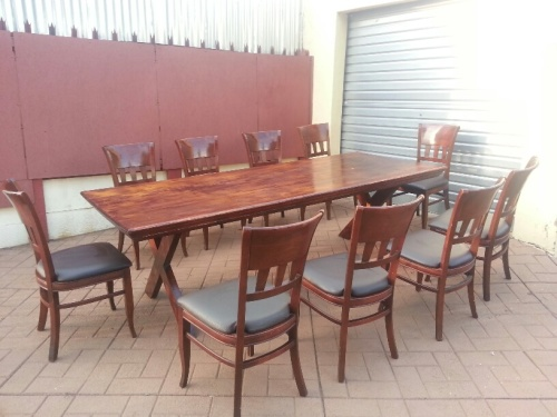 dining room suites 10 seater dining room executive set was sold for