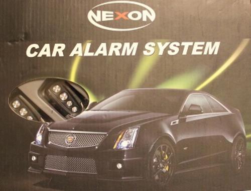 Meca Nex Cej on One Way Car Alarm Installation Wiring Diagrams