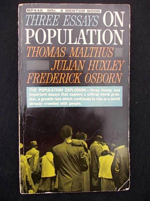 essay on population education