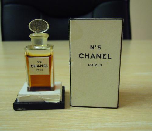 Perfume Tester Display: Rare Vintage Chanel No 5 Mini Tester Perfume Bottle/box Was Sold