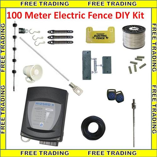 Electric fence diy installation projects