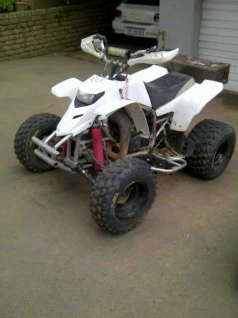 Yamaha Blaster Performance Parts South Africa