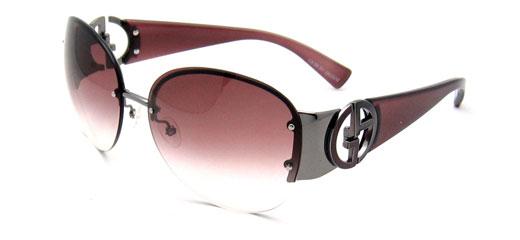76dfb8bc69582 Sunglasses - GIORGIO ARMANI Ladies Sexy Oversized Sunglasses 100 ...
