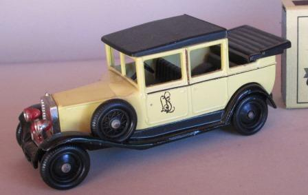 Models Lledo Promotional Model Rolls Royce From The