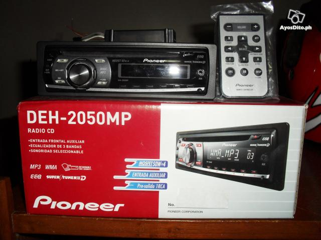 411644_110211160412_7925724676 car radios pioneer mp3 wma cd player deh 2050mp 2008 model pioneer deh 2000mp wiring diagram at gsmx.co