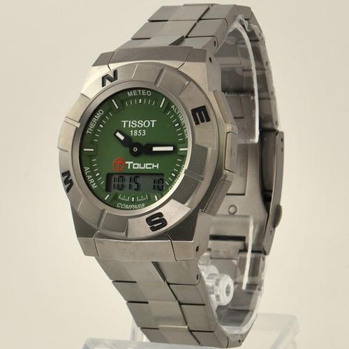 men s watches tissot t touch tactile sapphire titanium meteo alti rh bidorbuy co za tissot 1853 touch manual español reloj tissot touch 1853 manual