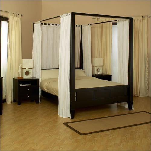 Exceptional Bon You Are Buying The 4 Poster Bed Only . This Queen 4 Poster Bed Is