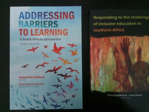 barriers to learning in south africa