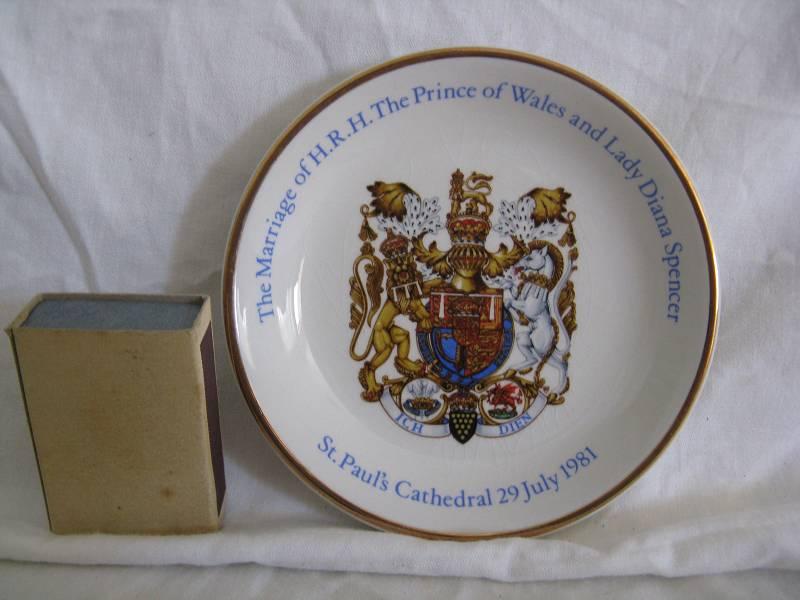 English Porcelain PRIDE OF BRITAIN ROYAL MARRIAGE