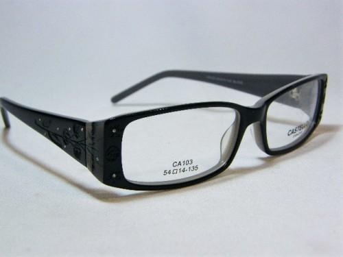 Reading Glasses Frame Size : Eyewear - Castello reading glasses frame - size 54/14/13mm ...
