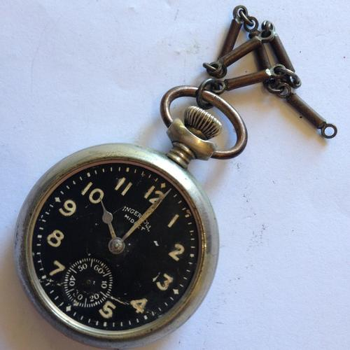 Midget pocket watch