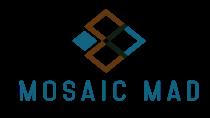 Mosaic Mad logo