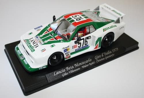 "cars - fly lancia beta montecarlo ""alitalia"". mint, boxed. see"