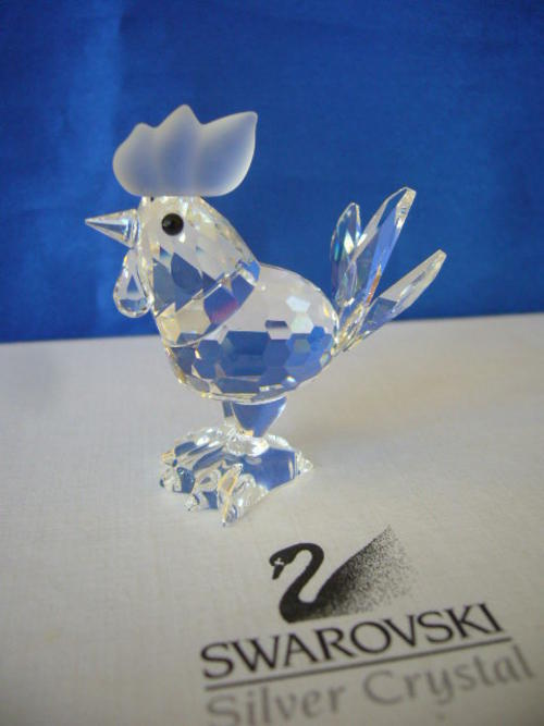 c44cdbc2e Swarovski - Swarovski Crystal Rooster Retired Chicken was sold for R475.00  on 28 Jun at 13:31 by pighappy in Cape Town (ID:68613512)