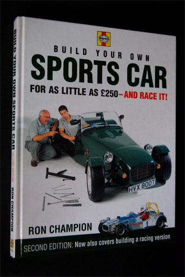 Amazing Restoration Manuals   BUILD YOUR OWN SPORTS CAR   HAYNES MANUALS Was Sold  For R245.00 On 16 Aug At 18:02 By Spheroid In Cape Town (ID:109049391)