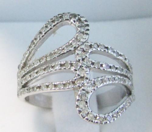 Wedding Rings SUPER DEAL [R ] HIGH QUALITY [0 685ct] DESIGNER DIAMO