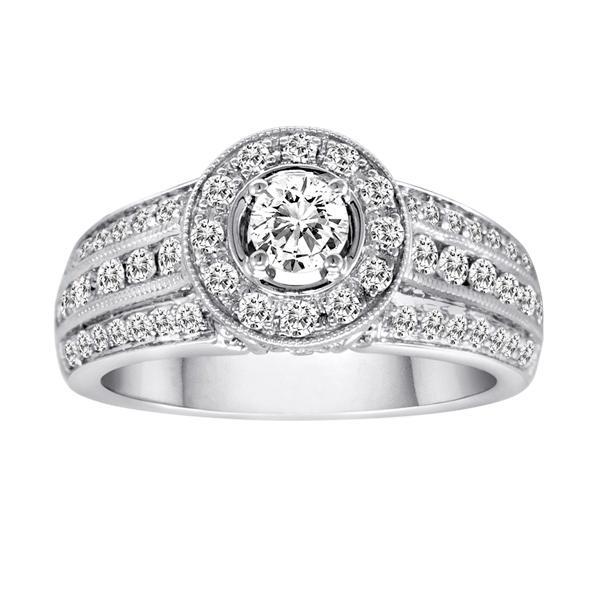 Diamond Rings For Sale Durban: **AMAZING [R56852]** HIGH QUALITY [1