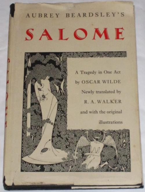 an analysis of salome a play by oscar wilde