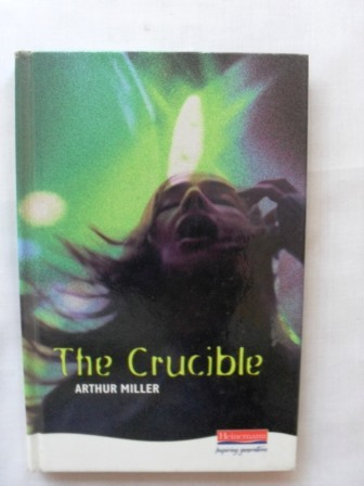 the victims of boredom in the crucible by arthur miller When the movie was released 1996, miller published an article in the new yorker, discussing why i wrote the crucible, in which he describes, over four decades after writing the play, what he remembered of his process with the material.
