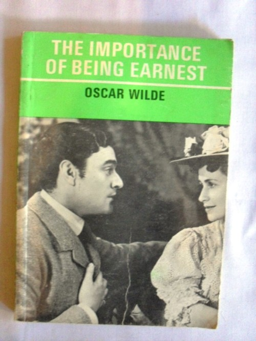 essays on the importance of being earnest by oscar wilde In the play the importance of being earnest, oscar wilde uses the character  algernon to portray dandyism by showing his lack of responsibility his naive,.