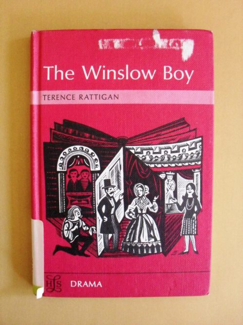 the winslow boy by terrance rattigan essay Terence rattigan, edward carson and a campaign for justice that is the context of the production of the winslow boy this was mary kenny's essay for admission to birkbeck college's ma in drama and performance.