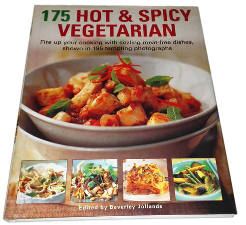 Cooking food wine 175 hot spicy vegetarian recipe book was 175 hot spicy vegetarian recipe book forumfinder Images