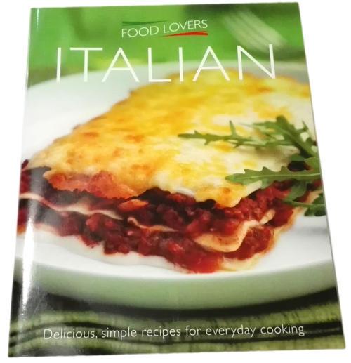 Cooking food wine italian food lovers recipe book was italian food lovers recipe book forumfinder Choice Image