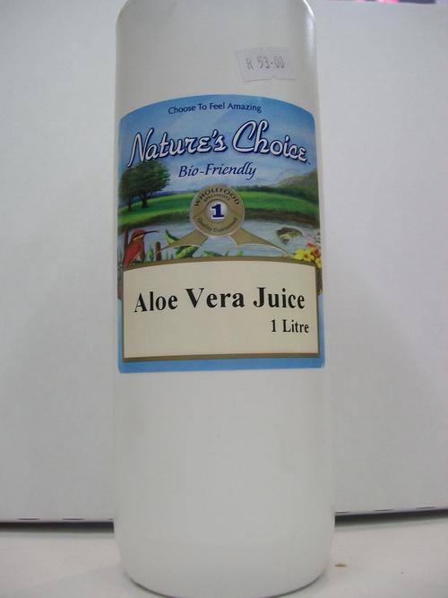 Nature S Choice Aloe Vera Juice