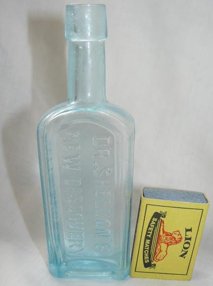 quack medicine bottles - photo #10