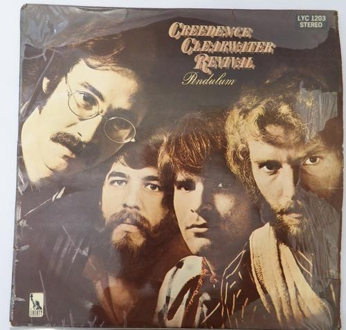 other tapes lps other formats creedence clearwater revival pendulum vinyl lp was sold for. Black Bedroom Furniture Sets. Home Design Ideas
