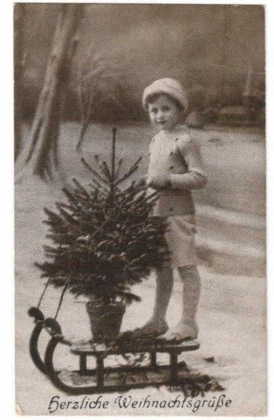 Weihnachtsgrube post
