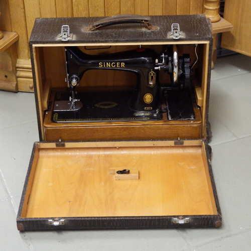 Appliances 40 Singer Sewing Machine Serial Number EK 40 Delectable 1955 Singer Sewing Machine