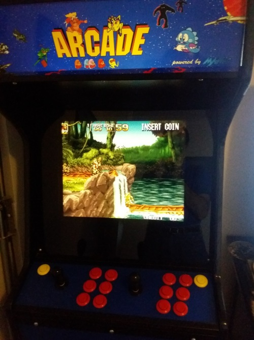 emulator arcade machine