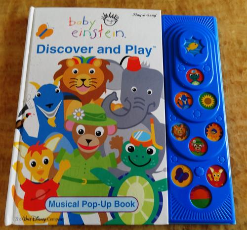 Books - Baby Einstein collection mint condition book ...