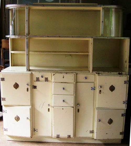 Antique Kitchen Cupboards