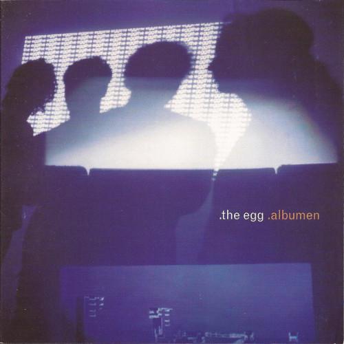 Other music cds the egg albumen cd 1996 uk release for House music 1996