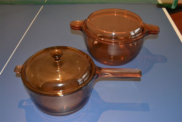 Casserole Dishes Vision Corning France Glass Casserole Cooking