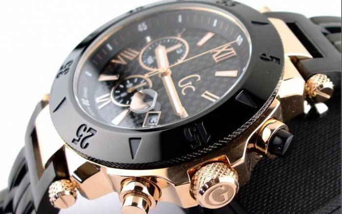 guess collection horloge gc46500g
