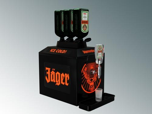 jager tap machine for sale