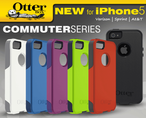 best authentic 8bcd3 6f2a8 Otterbox Commuter for iphone 5 ***choose your colour***