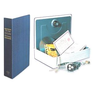 Book Safe Safe for Home and Office Dictionary Look with lock and key  Passport Money Jewellery