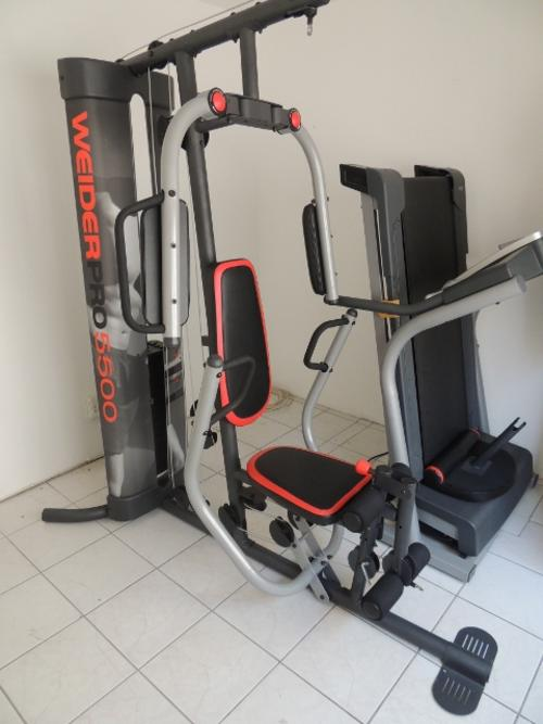 Home gyms weider pro system multi gym was sold
