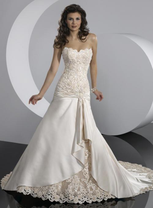 Wedding Dresses - Wedding Dresses for hire - Custom made for you was ...